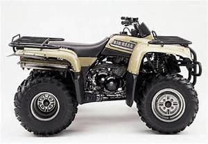 2000 Yamaha Yfm400 Bigbear Kodiak 400 Atv Service Repair Manual Dow