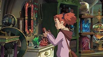Mary And The Witch's Flower Wallpapers - Top Free Mary And ...