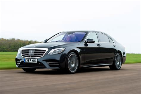 New Mercedes Sclass by New Mercedes S Class 2017 Facelift Review Auto Express