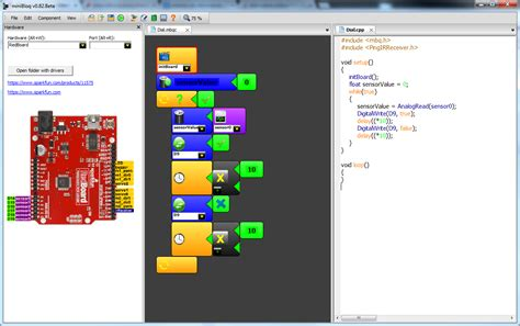 alternative arduino interfaces learn sparkfun