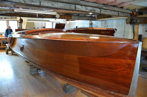 Boat Deck Refinishing by Wooden Boat Builders Thrive In Muskoka Boats And Places