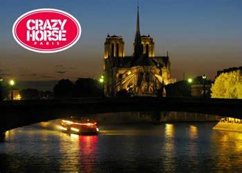 Bateau Mouche Crazy Horse by Croisi 232 Re Sur La Seine 224 Paris Promenade D 233 Jeuner