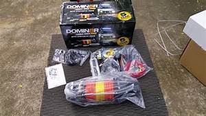 Domin8r Winch Install  Whats In The Box