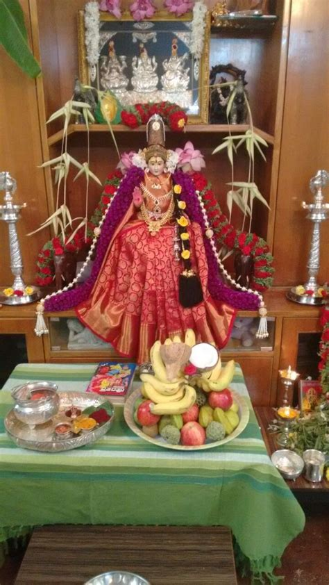 varalakshmi devi goddess decor