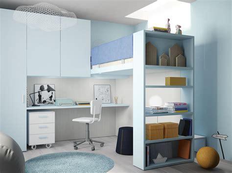 bureau mezzanine 10 solutions pour aménager le dessous d un lit mezzanine