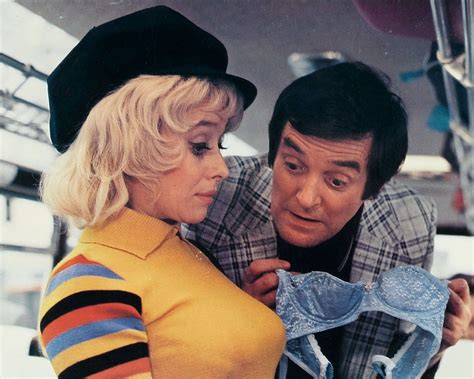 Barbara Windsor and Jimmy Logan. Carry On Abroad. 1972 ...