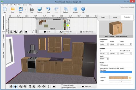 Interior Design Computer Program. 3d Home Interior Design