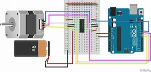 Controlling A Stepper Motor With An Arduino  8 Steps  With