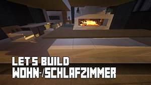 Minecraft m bel tutorial modernes wohn schlafzimmer for Wohn schlafzimmer