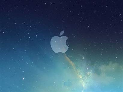 Apple Galaxy Wallpapers Background Ios 4k Desktop