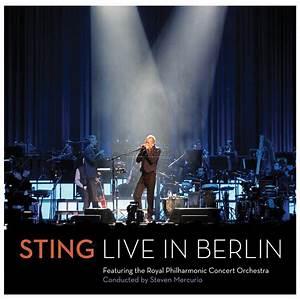 Sting - Live In Berlin (Blu-ray concert), 0602527530987