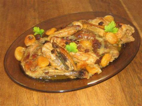 cuisine pintade cocotte recettes de pintade et raisin