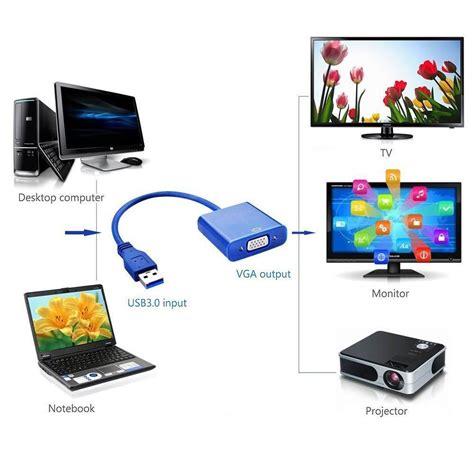connecter un pc de bureau en wifi windows 10 connecter un écran vga sur un port usb