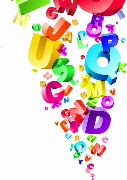 Grammar Clipart Alphabet English Transparent Webstockreview Tub