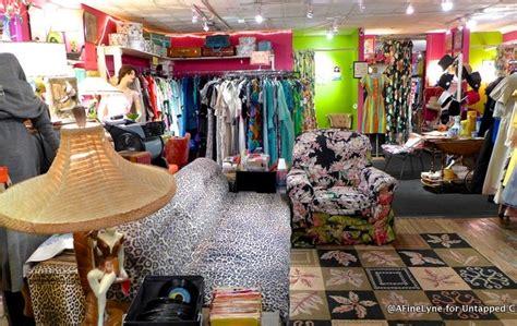 top  favorite vintage thrift stores  manhattan