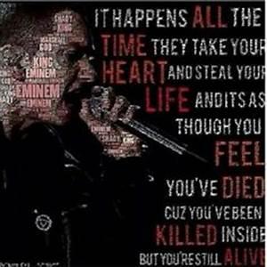 Eminem Beautiful Pain Quotes. QuotesGram