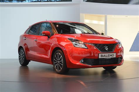 Modified New Baleno 2015 by All New Suzuki Baleno Debuts In Frankfurt With Bland