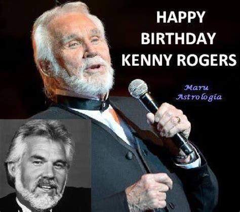 Kenny Rogers Meme - kenny rogers s birthday celebration happybday to