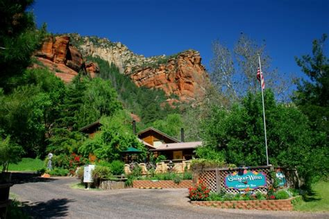 cabins in sedona 10 spots in arizona to take that special someone