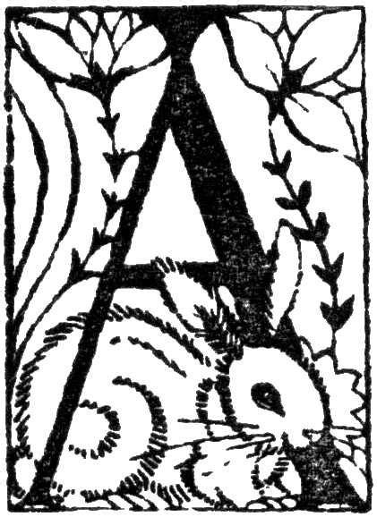 Grandma's Graphics Decorative  Ornamental Letters