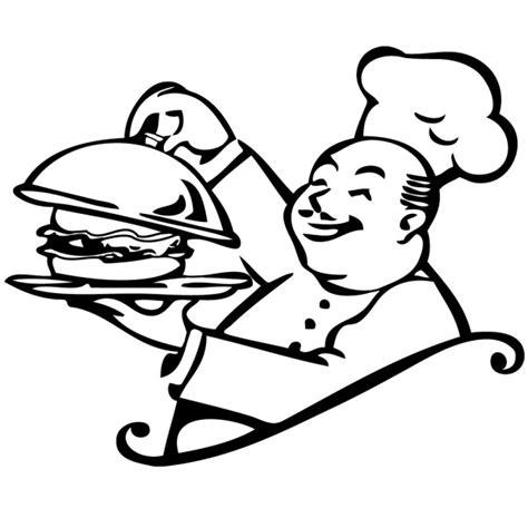 cuisine les moins cher stickers autocollant cuistot pas cher stickers
