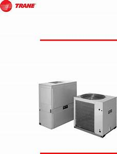 Trane Heat Pump Twe050a