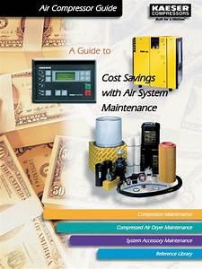 Kaeser Compressors  Inc  Updated Compressor Guide In
