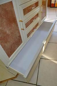 meuble astrid laque satine duc carrelages et bains With carrelage adhesif salle de bain avec bandeau led avec interrupteur