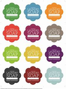 print these laundry soap labels for your homemade laundry With homemade soap labels free