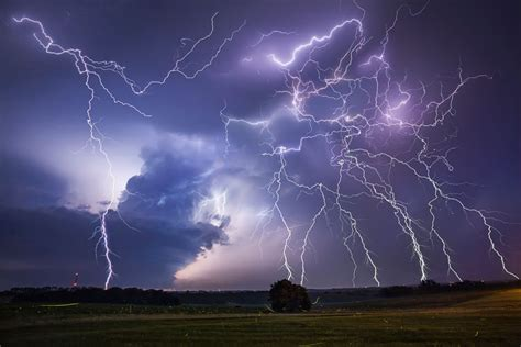 How To Photograph Lightning  Nature Ttl