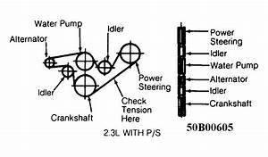 Ford Ranger Power Steering Diagram