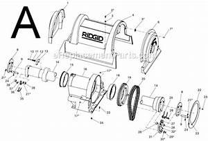 28 Ridgid 1224 Parts Diagram