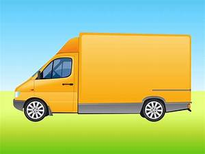 Delivery Van Vector Art & Graphics | freevector.com