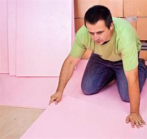 Fußbodenheizung Aufbauhöhe Dämmung : d mmung einer fu bodenheizung so wird 39 s gemacht ~ Articles-book.com Haus und Dekorationen