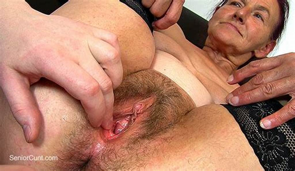 #Czech #Granny #Linda #Hairy #Cunt #Spread #And #Toyed