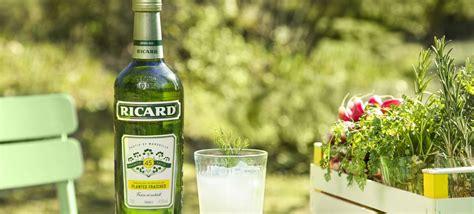 pernod ricard si鑒e social ricard mise sur une recette aux plantes fraîches pour relancer la soif de pastis tcma conseil