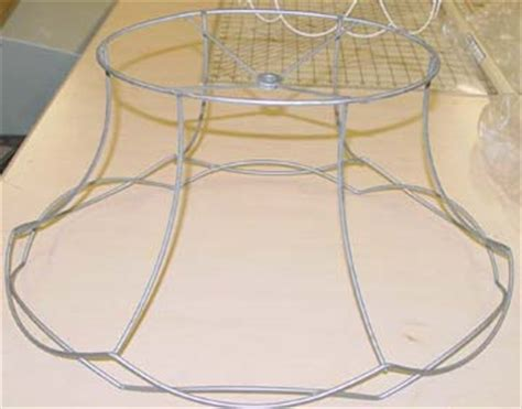 Drum L Shade Frame by Pretty L Shade Frame L Shade Lshade Frames
