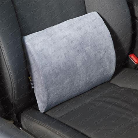 siege auto pour mal de dos coussin lombaire pour siège auto special mal de dos
