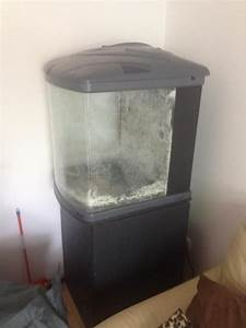 Aquarium 120l Mit Unterschrank : salzwasseraquarium 120l komplett und nano cube in sehr gutem zustand in f rth fische ~ Frokenaadalensverden.com Haus und Dekorationen