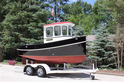 Used Boats For Sale In Southeast Michigan by Mini Tug Boat Sweet 16 Boat For Sale From Usa
