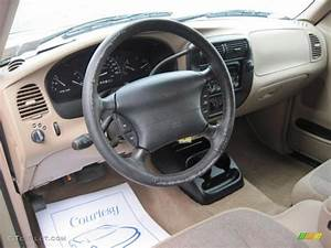 Medium Prairie Tan Interior 2000 Ford Ranger Xlt Supercab