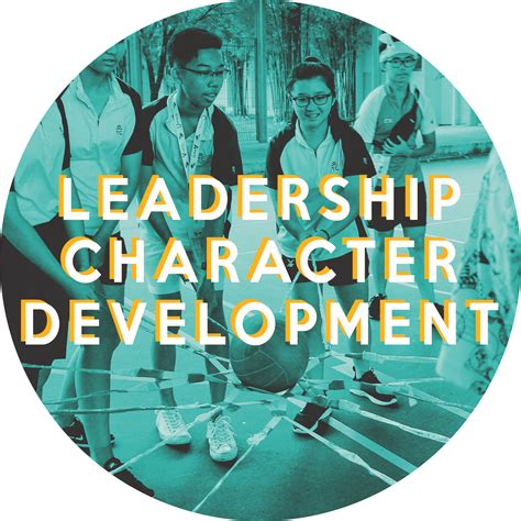 leadership character development