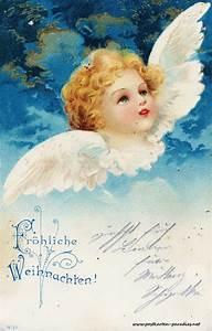 Weihnachtskarten Mit Foto Kostenlos Ausdrucken : alte weihnachtskarten mit engeln alte postkarten ~ Haus.voiturepedia.club Haus und Dekorationen