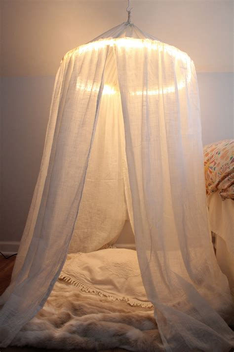 bed canopy with lights bed canopy with lights for one of a bedroom