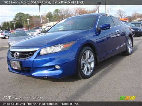 belize blue pearl  honda accord    coupe