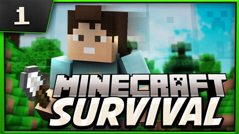 Minecraft Survival  Lets Play! Ep1 Whole New World