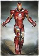 IronMan Avengers Mark VII Iron Man Avengers Full Body  Iron Man Avengers Full Body