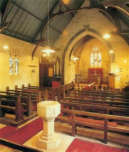 Church Berrima Inside Take Mosques Trinity Cities