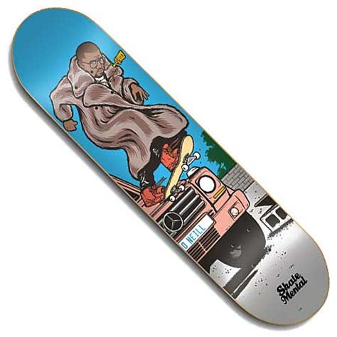 skate mental shane o neill back teezy deck in stock at