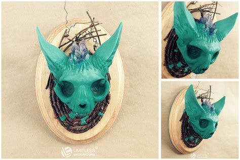 Nature Cat Skull Limitlessendeavours Deviantart